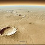 Como ver el planeta Marte en Google Earth