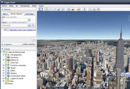google earth tutorial