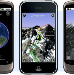 Google Earth para Android
